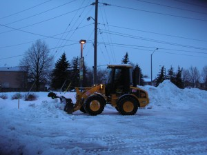Courtice Snow Removal Services